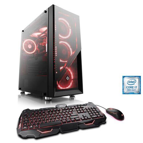 CSL HydroX T9525 Wasserkühlung Gaming-PC (Intel Core i7, RTX 2080 Ti, 32 GB RAM, 1000 GB HDD, 240 GB SSD, Wasserkühlung)