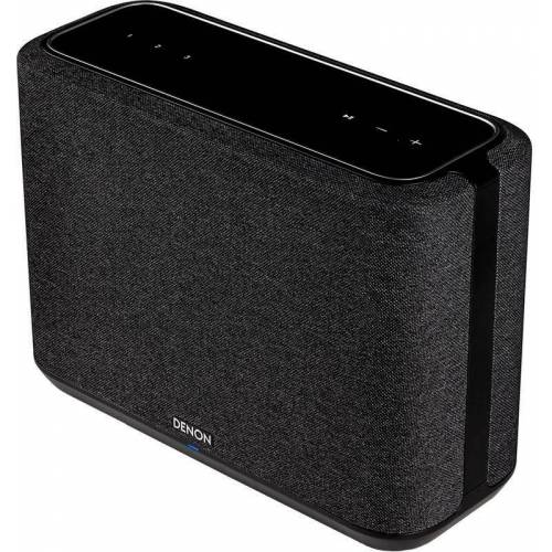 Denon HOME 250 Multiroom-Lautsprecher (Bluetooth, WLAN (WiFi), LAN (Ethernet), multiroomfähig), schwarz