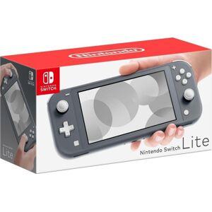 Nintendo »Switch Lite 32GB - Konsole - grau« Switch-Controller