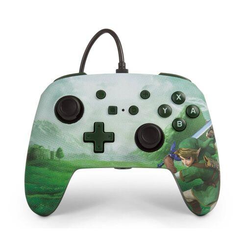 PowerA »Zelda Link Hyrule Controller für Nintendo Switch« Nintendo-Controller