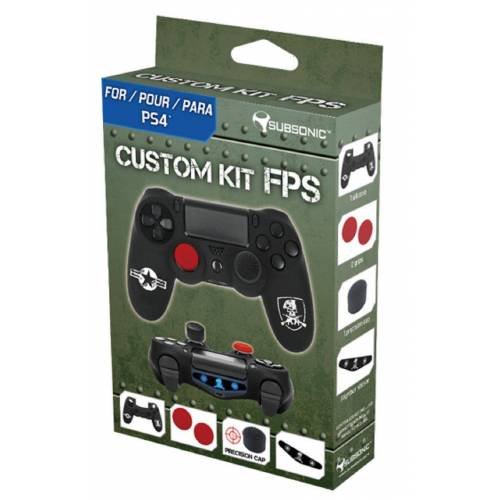 Subsonic »Custom Kit FPS« PlayStation 4-Controller