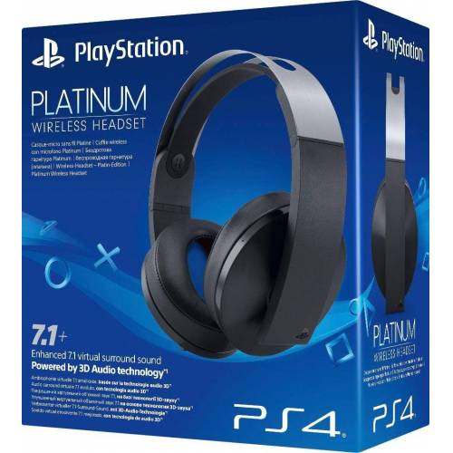 PlayStation 4 »Platinum« Wireless-Headset