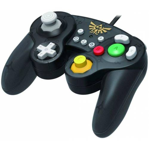 Nintendo »Smash Bros. The Legend of Zelda GameCube-Controller/« Gamepad