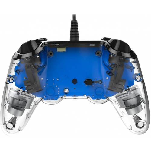 nacon »PS4 Controller Light Edition (blau)« PlayStation 4-Controller