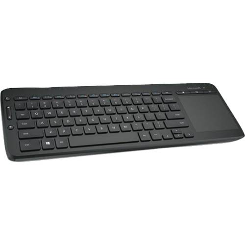 Microsoft »All-in-One Media Keyboard« Tastatur
