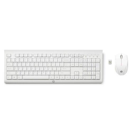 HP »Wireless-Tastatur und -Maus« Tastatur- und Maus-Set, C2710 Kombitastatur