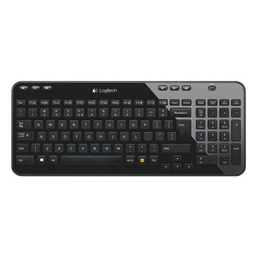 Logitech »K360« Wireless-Tastatur (für Note-/ Netbooks)