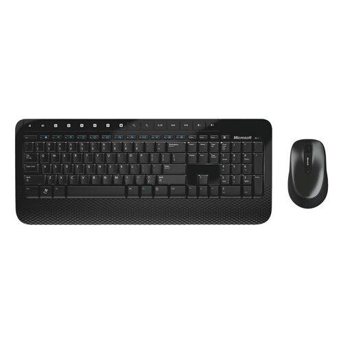 Microsoft »Wireless Desktop 2000« Wireless-Tastatur (Tastatur-Maus-Set)