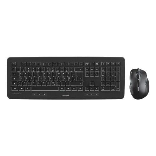 Cherry »DW 5100« Wireless-Tastatur (Tastatur-Maus-Set)
