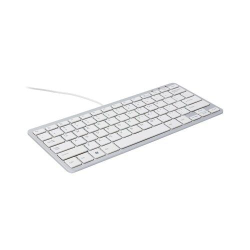 JENDIGITAL »RGOECQZW QWERTZ-Layout« Tastatur