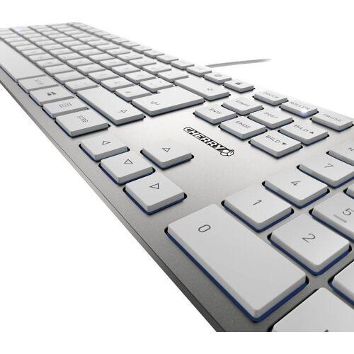 Cherry »KC6000 Slim DE USB Tastatur« Tastatur