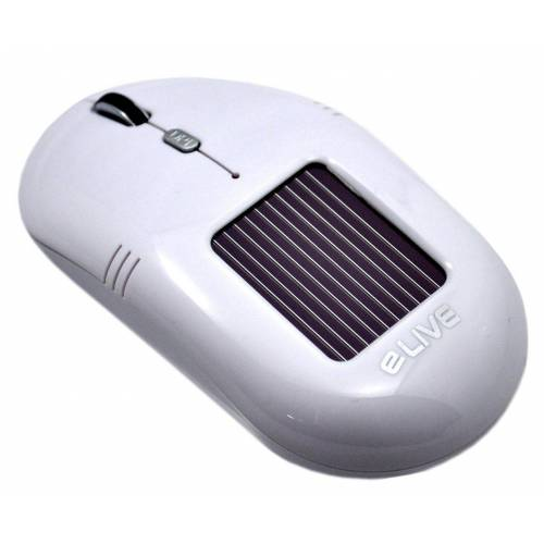 ELIVE Solar Wireless Maus »Light 2.4G Solar Wireless Mouse«