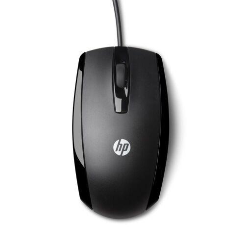 HP »Maus mit Kabel« Maus (kabellos, USB, X500)