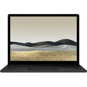 "Microsoft Surface Laptop 3 13,5""– 8GB / 256GB i5 Mattschwarz Notebook (34 cm/13,5 Zoll, Intel Core i5, Iris Plus Graphics, 256 GB SSD, inkl. Office-Anwendersoftware 365 Single im Wert von 69 Euro)"