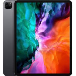 "Apple iPad Pro 12.9 (2020) - 256 GB WiFi Tablet (12,9"", 256 GB, iPadOS, Kompatibel mit Pencil 2), Space Grau"