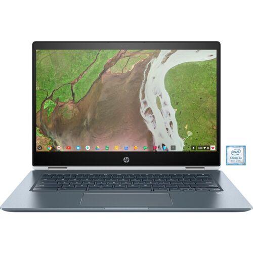 """HP Chromebook x360 14-da Convertibel Notebook »35,6 cm (14"""") Intel Core,64 GB, 8 GB«, weiß-blau"""