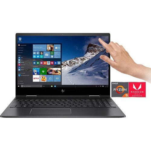 HP ENVY x360 15-ds0205ng Convertible Notebook (39,6 cm/15,6 Zoll, AMD Ryzen 5, 512 GB SSD)