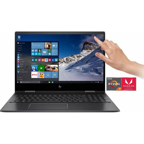 HP ENVY x360 15-ds0210ng Convertible Notebook (39,6 cm/15,6 Zoll, AMD Ryzen 7, 512 GB SSD)
