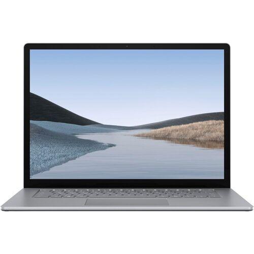 "Microsoft Surface Laptop 3 15"" 8GB / 128GB Ryzen 5 Platin Grau Notebook (38 cm/15 Zoll, AMD Ryzen 5, Radeon, 128 GB SSD)"