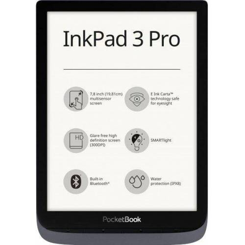 "PocketBook InkPad 3 Pro E-Book (7,8"", 16 GB, Linux)"
