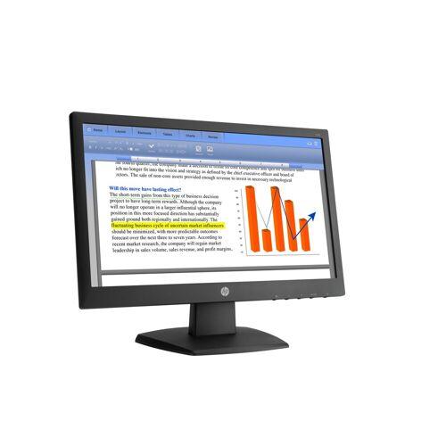 HP V194 Monitor »46,99 cm (18,5) HD, 5 ms ein/aus«, schwarz