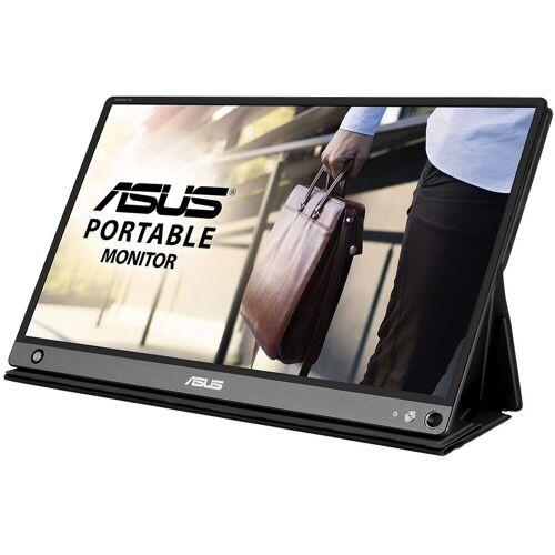 "Asus ZenScreen MB16AMT LED-Monitor (39,62 cm/15,6 "", 1920 x 1080 Pixel, Full HD, 39,62 cm (15,6) tragbarer USB-Monitor), Energieeffizienzklasse F"