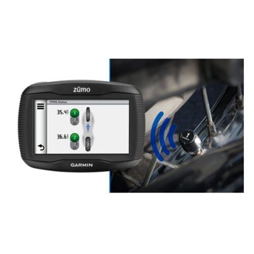 Garmin Motorradzubehör »Reifendruckkontrollsystem für zumo 390«, Schwarz