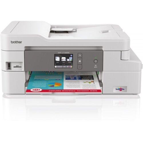 Brother DCP-J1100DW - Multifunktionsdrucker - weiß/grau Multifunktionsdrucker