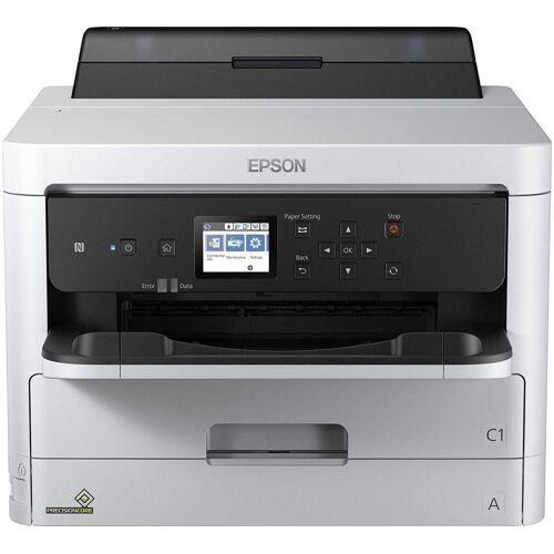 Epson WorkForce Pro WF-C5290DW BAM - Tintenstrahldrucker - grau/schwarz Tintenstrahldrucker