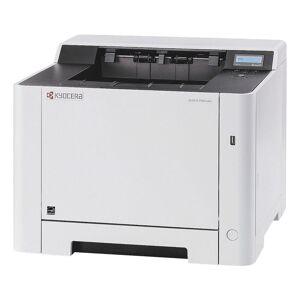Kyocera ECOSYS P5021cdw Farblaserdrucker, (direktes Drucken vom USB-Flash-Speicher, netzwerk-/ WLAN-fähig)