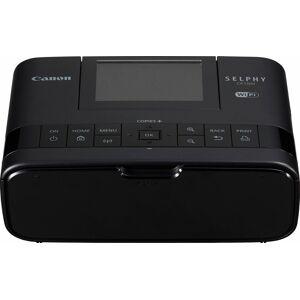 Canon SELPHY CP1300 Fotodrucker, (WLAN (Wi-Fi), NFC), schwarz