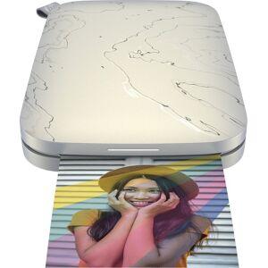 HP Sprocket Select Photo Eclispe Printer »Sofortbilder mit exclusiven Designer-Aufkleber«, weiß