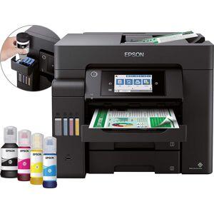 Epson EcoTank ET-5800 »4-in-1-Drucker«, schwarz