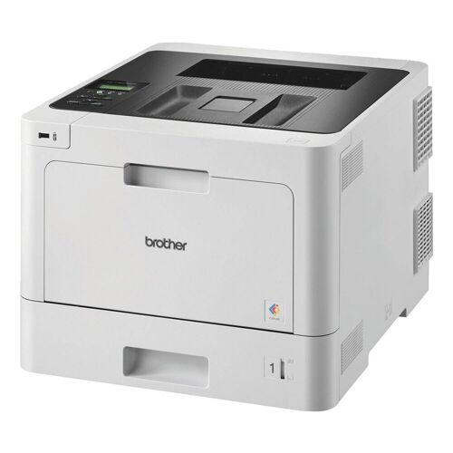 Brother HL-L8260CDW Farblaserdrucker, (mobiles Drucken, netzwerk- und WLAN-fähig)