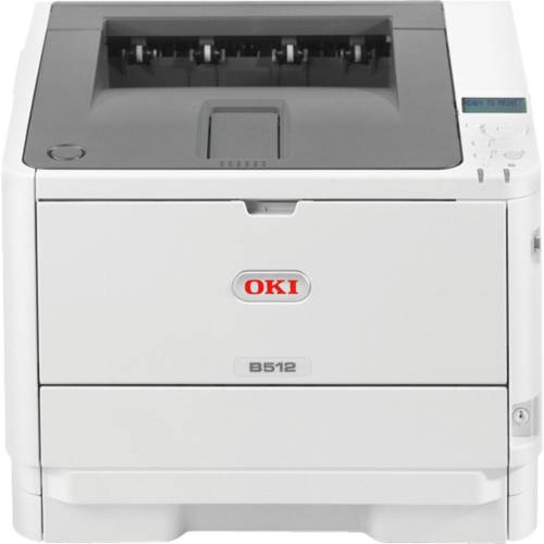 Oki B512dn, USB/LAN Multifunktionsdrucker