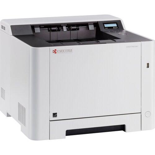 Kyocera ECOSYS P5021CDW, USB/LAN/WLAN Multifunktionsdrucker