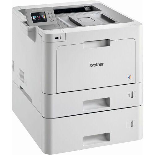 Brother Farblaser-Drucker »HL-L9310CDWT Farblaserdrucker«, Grau