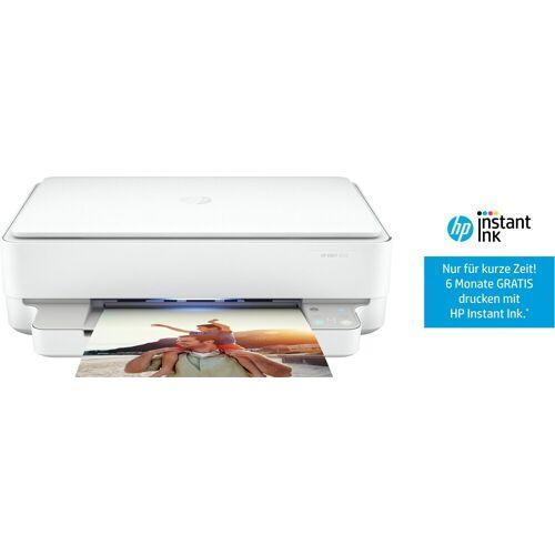 HP ENVY 6022 AiO Multifunktionsdrucker, (WLAN (Wi-Fi)