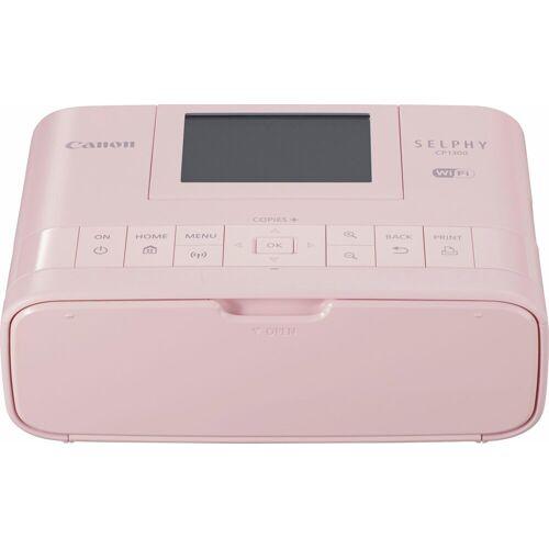 Canon SELPHY CP1300 Fotodrucker, (WLAN (Wi-Fi), NFC), rosa
