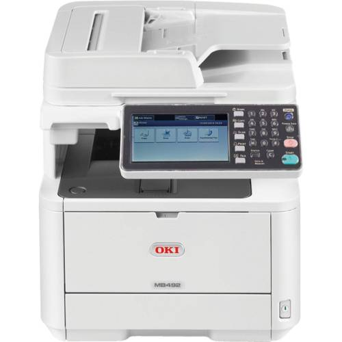 Oki MB492dn Multifunktionsdrucker