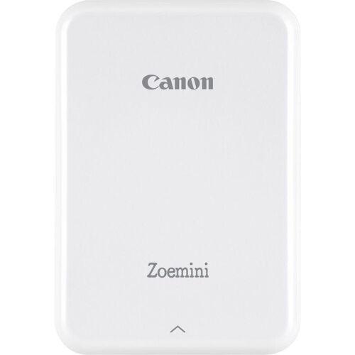 Canon Zoemini Fotodrucker, (Bluetooth), weiß