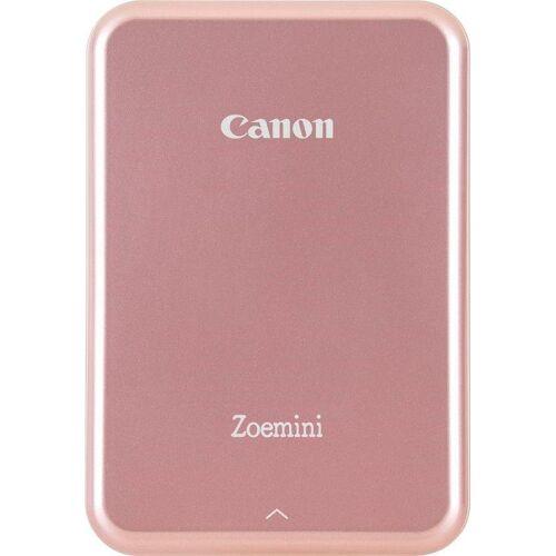 Canon Zoemini Fotodrucker, (Bluetooth), roségoldfarben