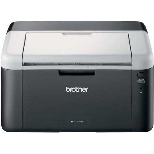 Brother HL 1212 W S/W-Laserdrucker Laserdrucker, (WLAN (Wi-Fi)