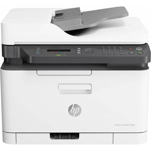 HP Color Laser MFP 179fwg Farblaserdrucker, (WLAN (Wi-Fi), LAN (Ethernet)
