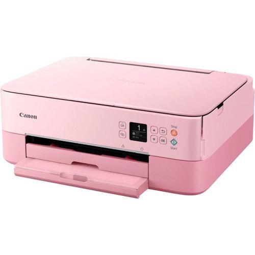 Canon PIXMA TS535 Multifunktionsdrucker, (WLAN (Wi-Fi), pink