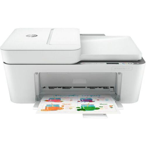 HP DeskJet Plus 4120 All in One Printer Multifunktionsdrucker, (WLAN (Wi-Fi), Bluetooth)