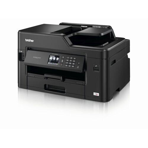 Brother 4-in-1 Business-Ink Multifunktionsgerät Tintenstrahldrucker, (LAN (Ethernet), WLAN (Wi-Fi)