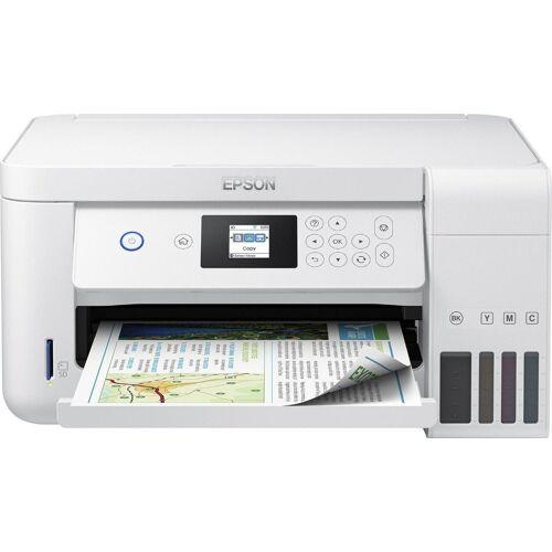 Epson ET-2756 Multifunktionsdrucker, (WLAN (Wi-Fi), WiFi Direct, Air Print, Cloud Print, USB)