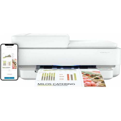 HP Envy Pro 6422 AiO Printer Multifunktionsdrucker, (WLAN (Wi-Fi)