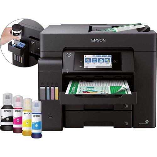 Epson 4-in-1-Drucker Tintenstrahldrucker, (EcoTank ET-5800)